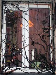 Кованые решетки на окна дизайн КР 003