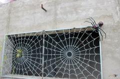Кованые решетки на окна дизайн КР 004
